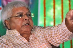 Lalu's supporters visit Ranchi jail with dahi-chura, return empty-handed