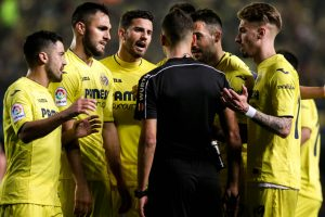 Villareal deny gifts swayed officials' decisions in Madrid loss