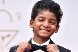 'Lion' king Sunny Pawar gets royal reception in Mumbai