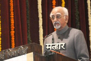 Ansari condemns attack on CRPF troopers