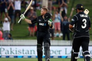 4th ODI: Guptill's ton help New Zealand beat South Africa by 7 wickets