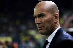 Zinedine Zidane refuses to blame Gareth Bale for Real Madrid draw