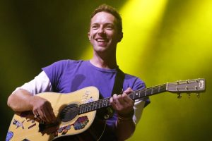 5 little known facts about Chris Martin