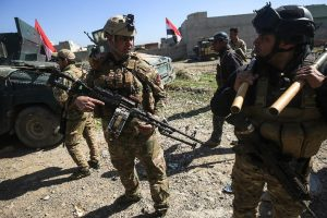 Iraqi forces declares 'total victory' over Islamic State in Mosul