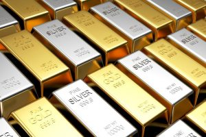 Silver tumbles by Rs.800 to Rs.41,750, gold steady