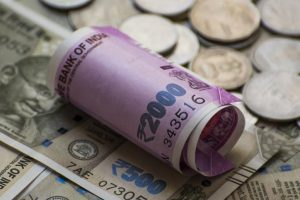 Rupee depreciates 4 paise against US dollar