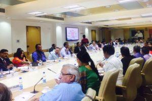 NITI Aayog roundtable on govt-civil society coordination