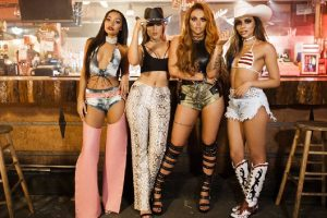 Little Mix releases 'No More Sad Songs' Ft Machine Gun Kelly