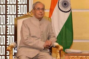 President calls for women's reservation in Parliament