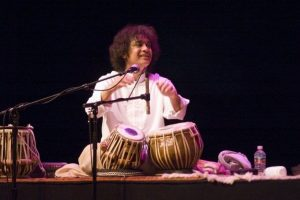 Zakir Hussain launches Poorna's music album