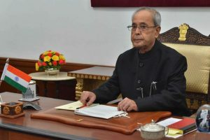 Photographic tribute to Pranab's Presidency: PM to launch book today
