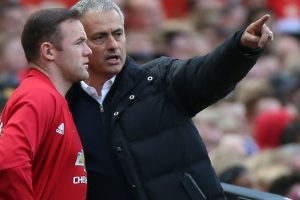 Mourinho has Rooney in mind for next season