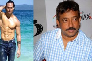 Tiger Shroff responds to RGV's 'machoism' comment