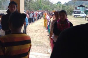 Manipur Assembly elections2017: 69%voter turnout till 1 pm in Phase-I