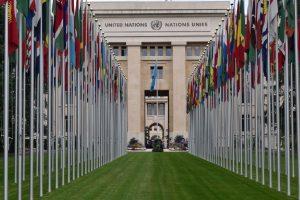 'Iran unrest doesn't threaten international peace, security'