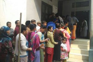 Over 80% polling recorded in Manipur Assembly Elections first phase