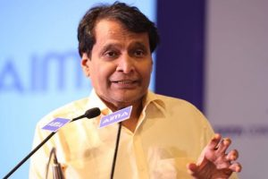 Govt working on fiscal incentives to boost industry: Prabhu