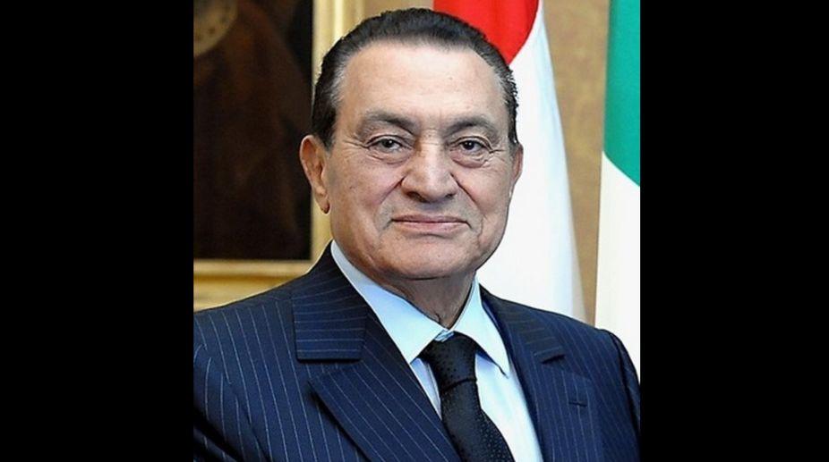 hosni mubarak - photo #14