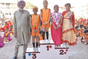 Springdales celebrates two-day Junior School Sports Bonanza