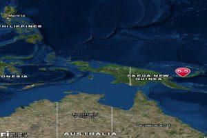 6.5 magnitude quake hits off PNG, no tsunami