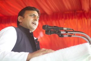 People voted for bullet train not expressway, says Akhilesh