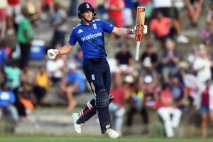 Root hails England's strength in Windies win
