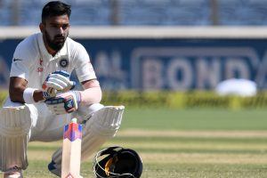 Bengaluru Test Day 3: India 38/0 at lunch