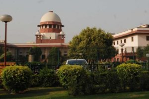 SC stays order allowing police to take voice sample
