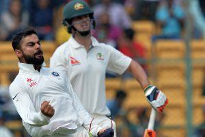Australian greats divided on Virat Kohli's sledging tactics
