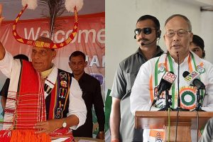 Campaigning for Manipur Assembly elections Phase-II ends