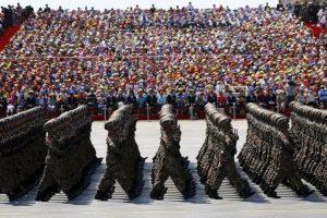 China hikes defence budget to $152 billion