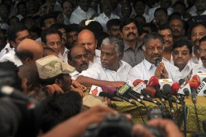Panneerselvam camp meets CoP seeking permission to stage fast
