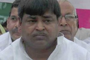 SC refuses relief for UP minister Gayatri Prajapati