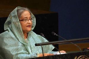 Hasina's flirtation a cause for alarm