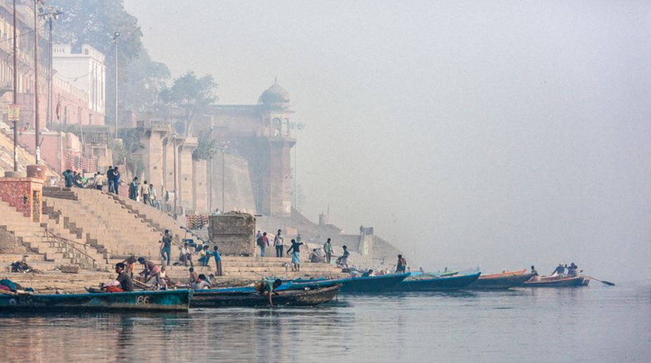 Ganga, Himalayas, Ganga Sagar
