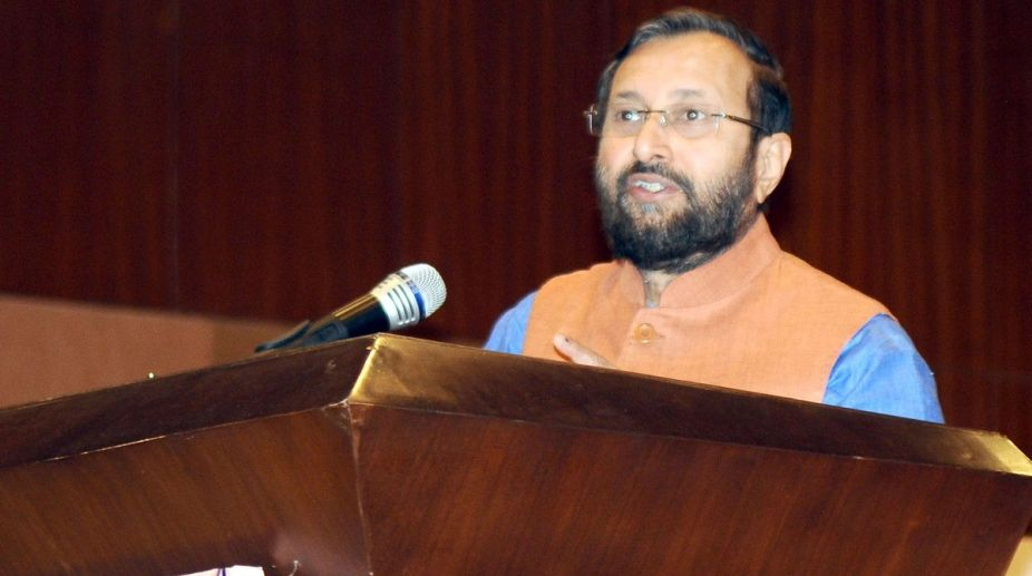 NCERT books, QR codes, HRD Minister, Prakash Javadekar