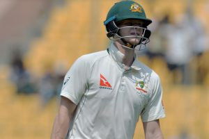 My fault Steve Smith turned around: Peter Handscomb