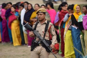 Manipur polls 2017: 67% turnout till 1 pm