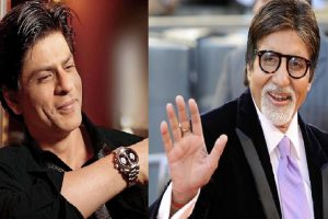 Big B, SRK share sweet messages on Women's Day