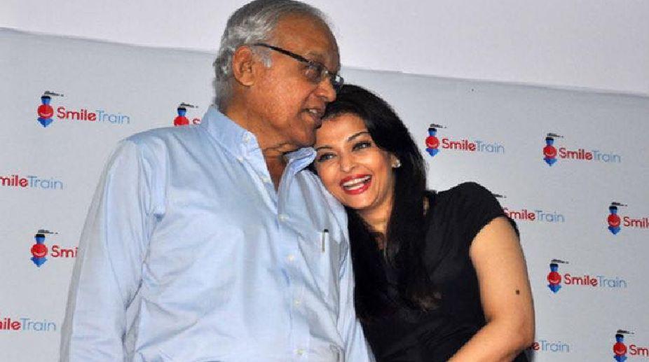 Aishwarya Rai Bachchan's father in ICU