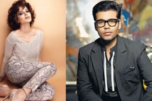 KJo feels Kangana was better than other celebs on his show