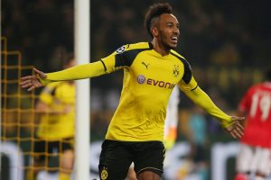 UEFA Champions League: Aubameyang hattrick lifts Borussia Dortmund into quarters