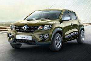 Renault unveils Kwid Climber at Rs.4.3 lakh