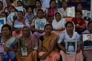 Manipur mothers vow to continue fight till AFSPA is withdrawn