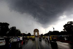 Rains likely in Delhi