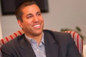 President Trump nominates Ajit Pai for 2nd term at FCC