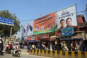 Muslim vote divided in UP, finds poll