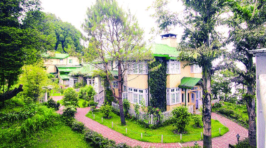 The charm of colonial glory