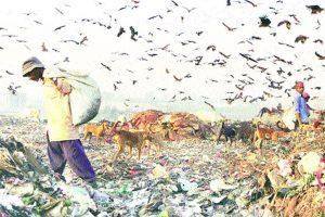 Worthless waste that we produce