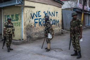 Separatists' strike affects normal life in Kashmir